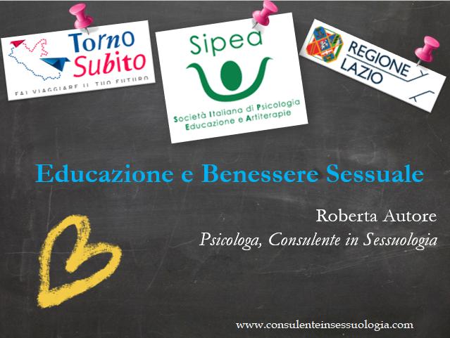 Educazione e Benessere Sessuale