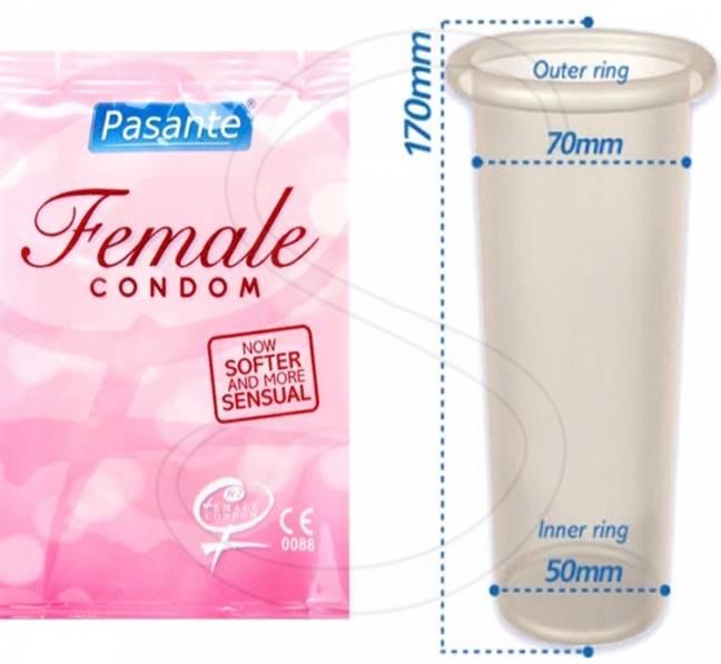 Il preservativo femminile: femidom